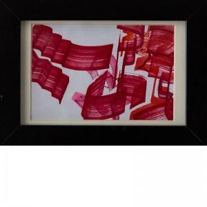 OZM Gallery Loomit © 2013 Kalligraphie Rot