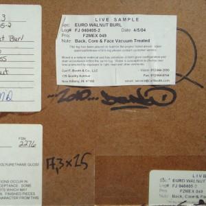 OZM Gallery Darco FBI © 2010 Benjamins - Walnut