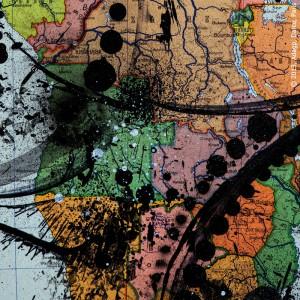 OZM Gallery Darco FBI © 2013 Afrika$ 1 : 10 000 000