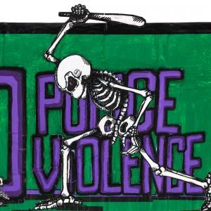 OZM Gallery Dirk Vorndamme © Police Violence | Bild