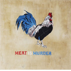 OZM Gallery mittenimwald © 2014 meat is murder