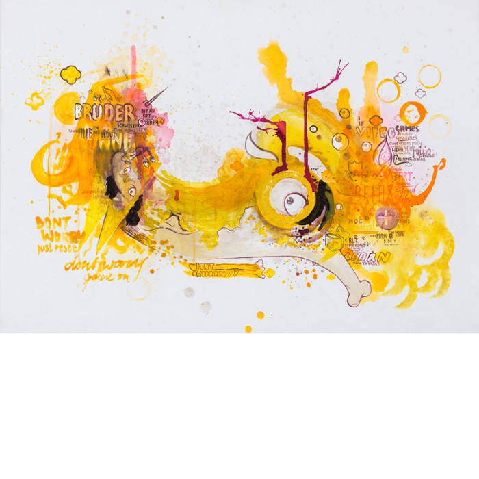 OZM Gallery Danny Doom © 2015 Brueder zur Sonne
