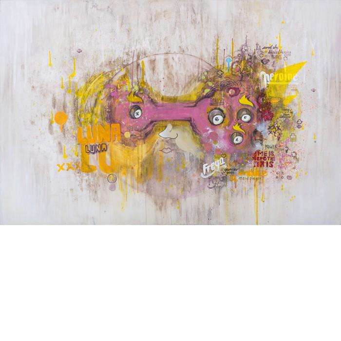 OZM Gallery Danny Doom © 2015 Freya