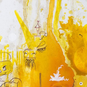 OZM Gallery Danny Doom © 2015 Monster of Empathy