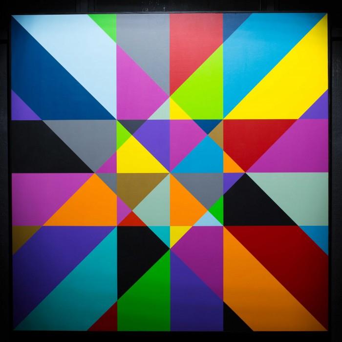 OZM Gallery Darko Caramello © 2017 Many Truths B2