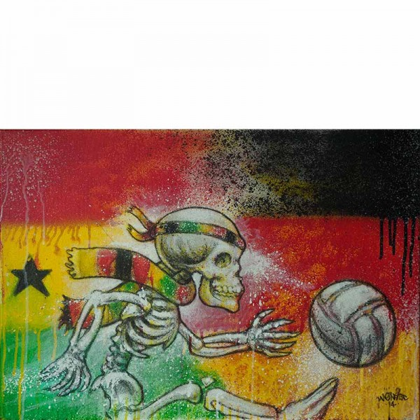 OZM Gallery WON ABC © 2014 Deutschland vs. Ghana