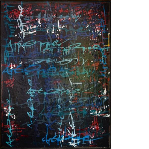 OZM Gallery ArtOne © 2016 Steelblue Tages