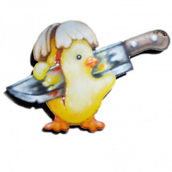 WON ABC|ACAB schredder chicken 1