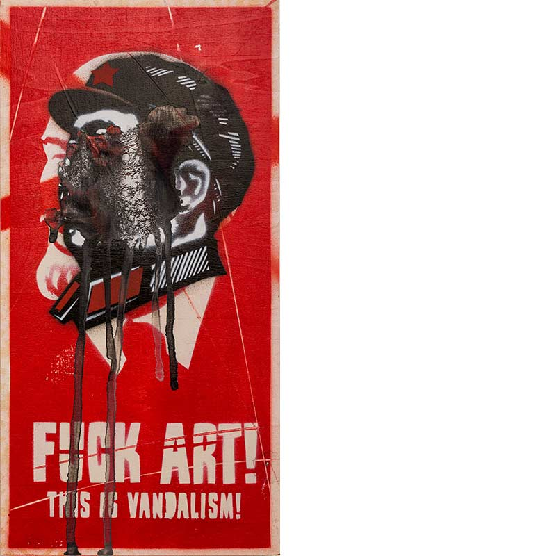 mittenimwald | Mao - Fuck Art