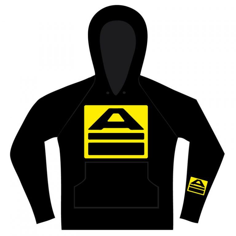AI Yellow Boy Hooder